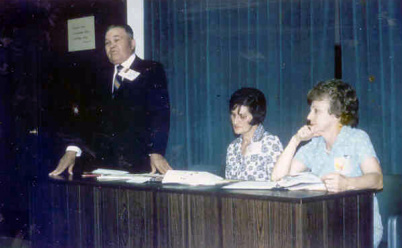 AHSGR Oregon 1972 meeting